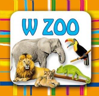 Zwierzęta w ZOO. Małe harmonijki - okładka książki