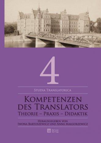 podr�cznik -  Kompetenzen des Translators. Theorie   Praxis   Didaktik - Wydawnictwo Atut