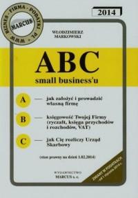 ABC small businessu - okładka książki