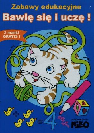 Bawię się i uczę! Zabawy edukacyjne - okładka książki