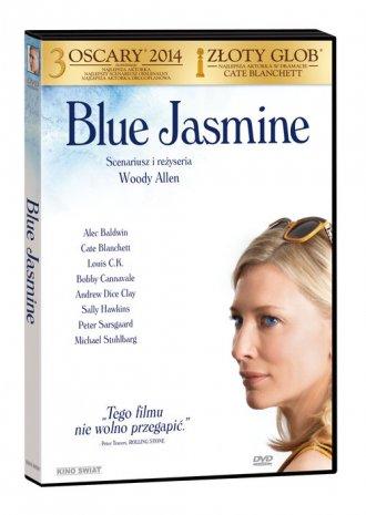 Blue Jasmine - okładka filmu