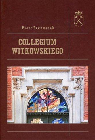 Collegium Witkowskiego - okładka książki