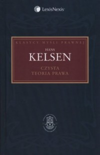 Czysta teoria prawa - okładka książki