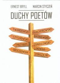 Duchy poetów (+ CD) - okładka książki