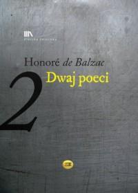 Dwaj poeci (książka + audiobook) - okładka książki