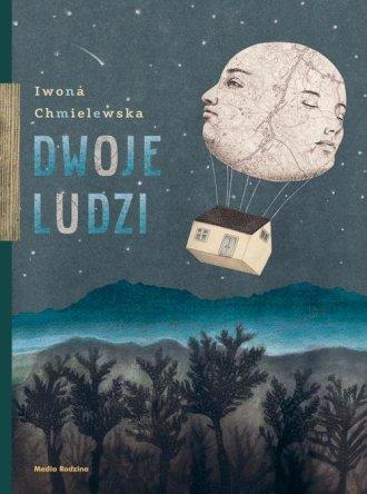 Dwoje ludzi - okładka książki
