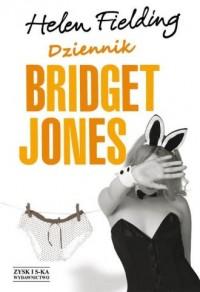 Dziennik Bridget Jones - okładka książki