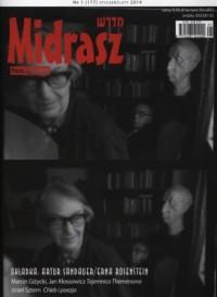 Midrasz 1/2014 - okładka książki