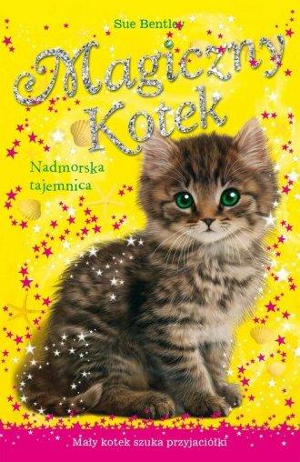 Nadmorska tajemnica. Magiczny kotek - okładka książki