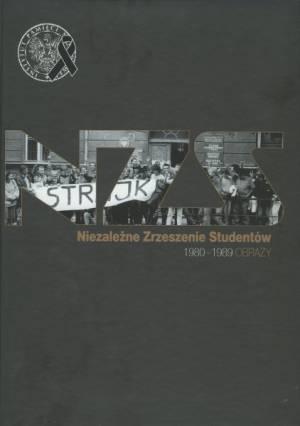 Niezależne Zrzeszenie Studentów - okładka książki