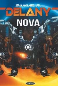 Nova - okładka książki