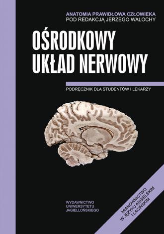 Ośrodkowy układ nerwowy. Seria: - okładka książki