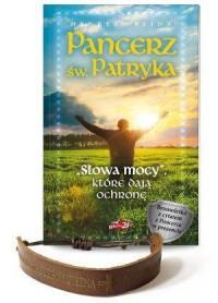 Pancerz św. Patryka (+ bransoletka) - okładka książki