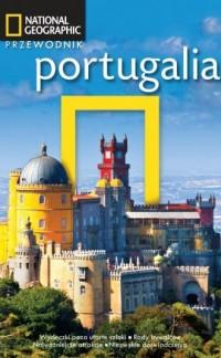Portugalia. Przewodnik - okładka książki