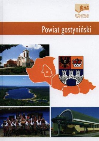 Powiat gostyniński - okładka książki