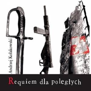 Requiem dla poległych (2 CD) - okładka płyty
