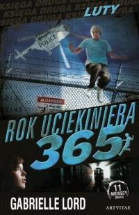 Rok Uciekiniera 365. Luty - okładka książki