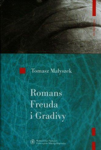 Romans Freuda i Gradivy - okładka książki