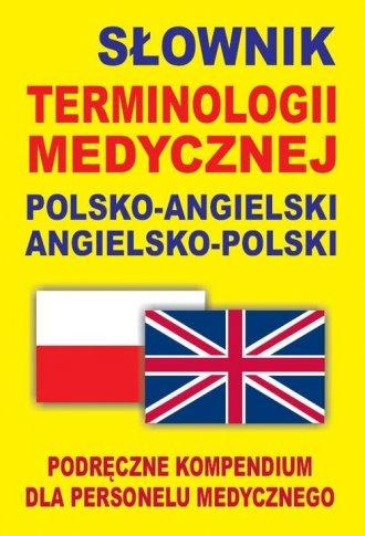 Słownik terminologii medycznej - okładka podręcznika
