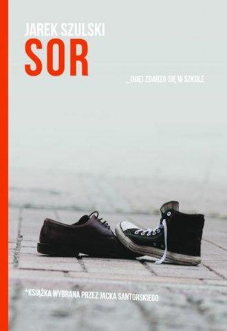 SOR - okładka książki