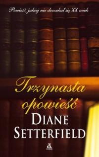 Trzynasta opowieść - okładka książki