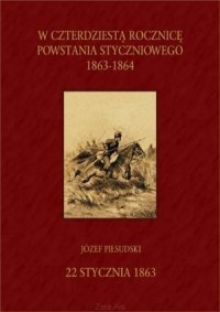 W czterdziestą rocznicę Powstania - okładka książki