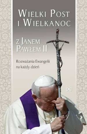 Wielki Post i Wielkanoc z Janem - okładka książki