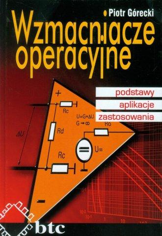 Wzmacniacze operacyjne - podstawy, - okładka książki