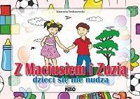 Z Maciusiem i Zuzią dzieci się - okładka podręcznika