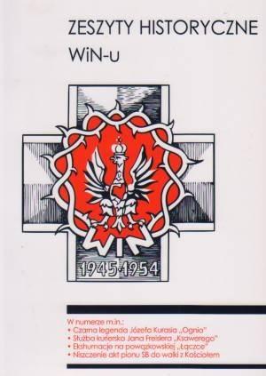 Zeszyty Historyczne WiN-u nr 38 - okładka książki