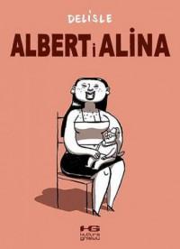 Albert i Alina - okładka książki