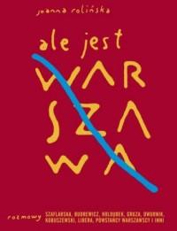 Ale jest Warszawa - okładka książki