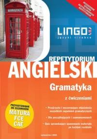 Angielski. Gramatyka z ćwiczeniami. Repetytorium - okładka podręcznika