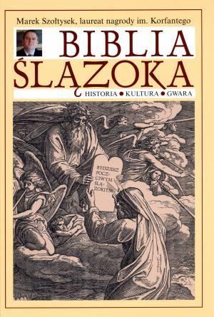 Biblia Ślązoka - okładka książki