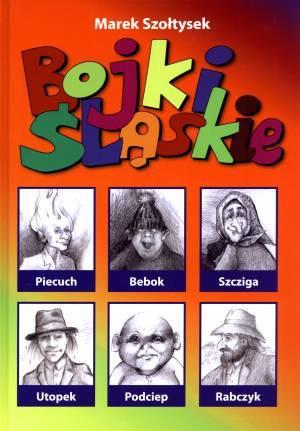 Bojki śląskie - okładka książki