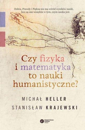 Czy fizyka i matematyka to nauki - okładka książki