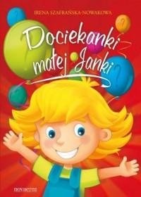 Dociekanki małej Janki - okładka książki