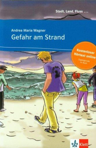 Gefahr am Strand. A1 - okładka książki