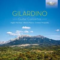 Guitar concertos - okładka płyty