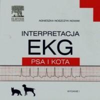 Interpretacja EKG psa i kota - okładka książki