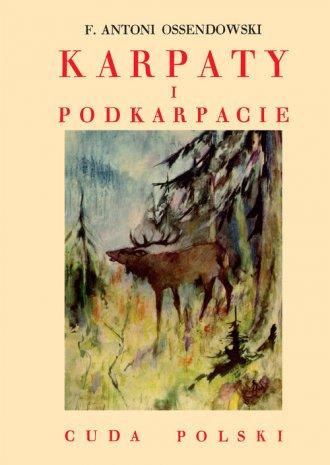 Karpaty i Podkarpacie - okładka książki