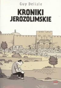 Kroniki jerozolimskie - okładka książki