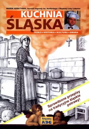 Kuchnia śląska - okładka książki