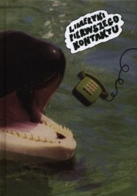 Limeryki pierwszego kontaktu - okładka książki