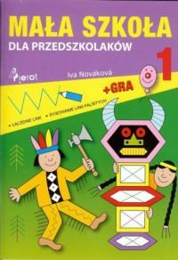 Mała szkoła dla przedszkolaków - okładka książki