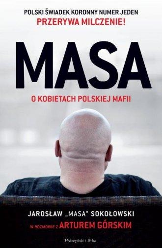 MASA. O kobietach polskiej mafii. - okładka książki