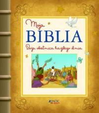Moja Biblia. Boża obietnica każdego - okładka książki