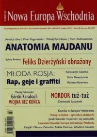 Nowa Europa Wschodnia 2/2014 - okładka książki
