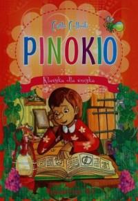 Pinokio. Klasyka dla smyka - okładka książki