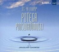 Potęga podświadomości (CD mp3) - pudełko audiobooku